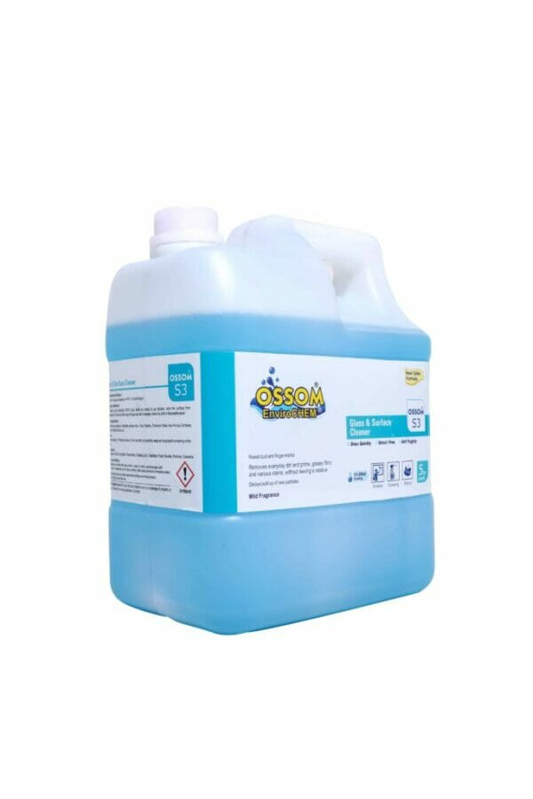 Ossom® S3 Glass &Amp; Surface Cleaner