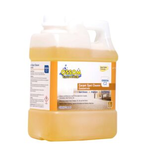 OSSOM C2 Carpet Spot Cleaner Concentrate (2Ltrs Pack)