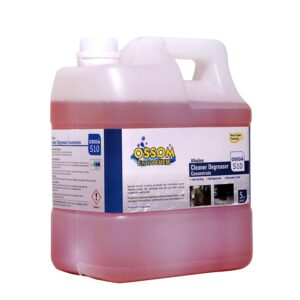 OSSOM® S10 Alkaline Cleaner/Degreaser Concentrate