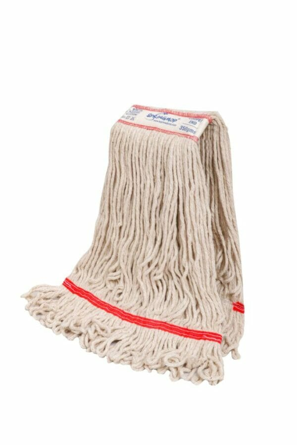 Springmop® Pro Cotton Mop Refill; Red Code, 350Gms