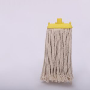 SpringMop Smart Wet Mop Refill 300gms, cut ends, comes with 6'' fixed holder