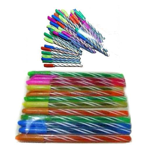 Camay Ball Pen Use And Throw 20Pcs Pack