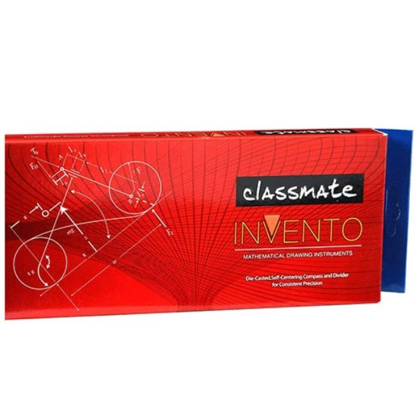 Classmate Geometry Box | Invento