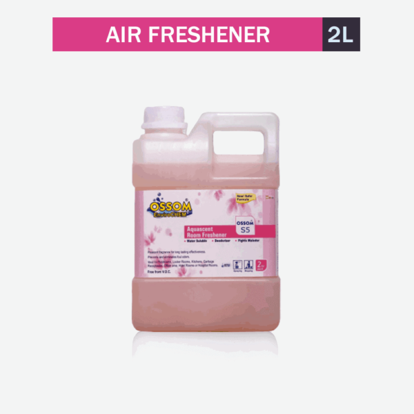 Ossom S5 Red - Aquascent | Water Based Air Freshener