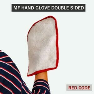 SpringMop MF Hand Glove (ORIGINAL)_ Double Sided, Red Code