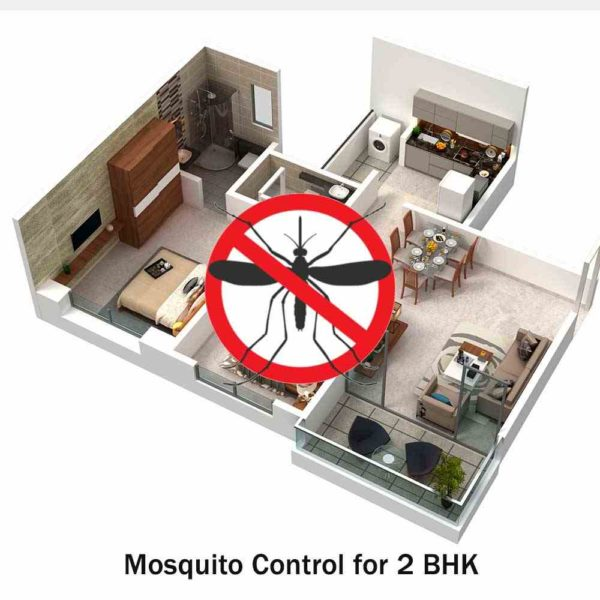 Mosquito Control Service for 2 BHK