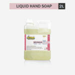 Ossom Hs4 - Gentle Clear Soap | Yellow, Hand Cleaner