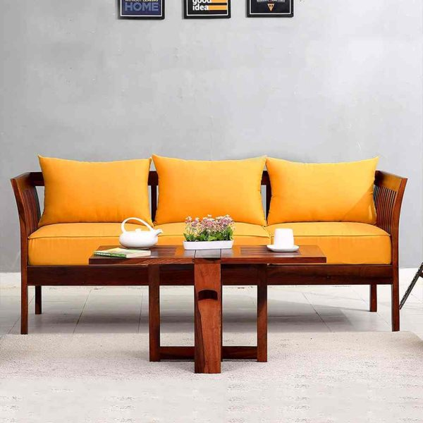 Sofa Cleaning Service for 3 Seater Sofa Regular size