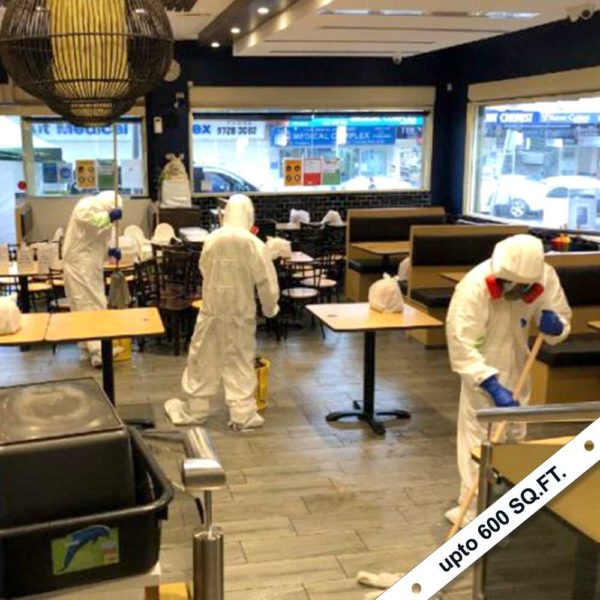 Food Outlet Cleaning