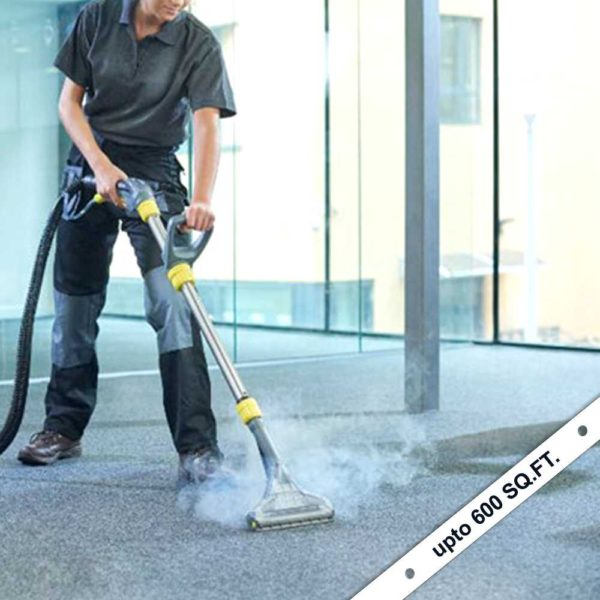 Commercial Showroom Cleaning