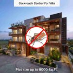 Cockroach Control Service In Villas