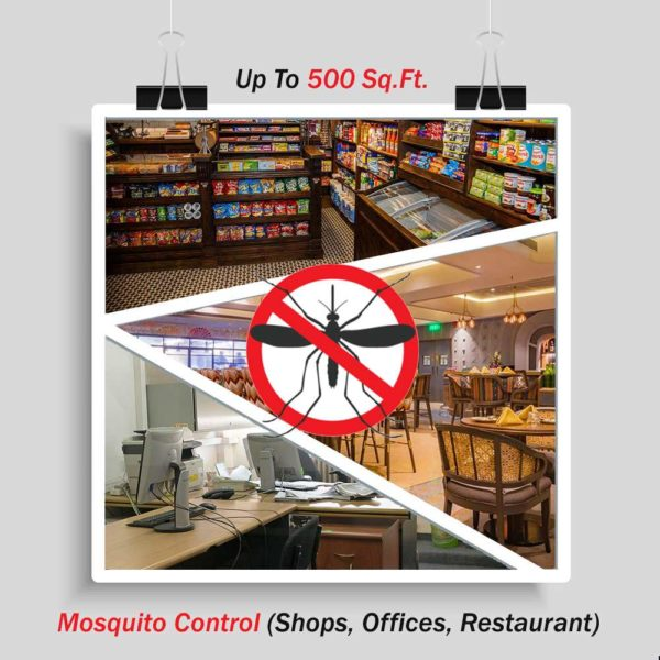 Mosquito Control For Restaurant
