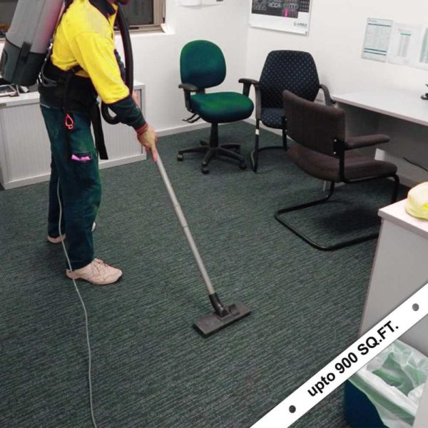 Office Cleaners up to 900 sq. ft. | with Carpet Floor