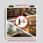 Wood Borer Control For Offices | Get 40% Off | Book Today |