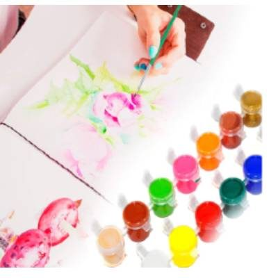 Easy Painting Watercolour