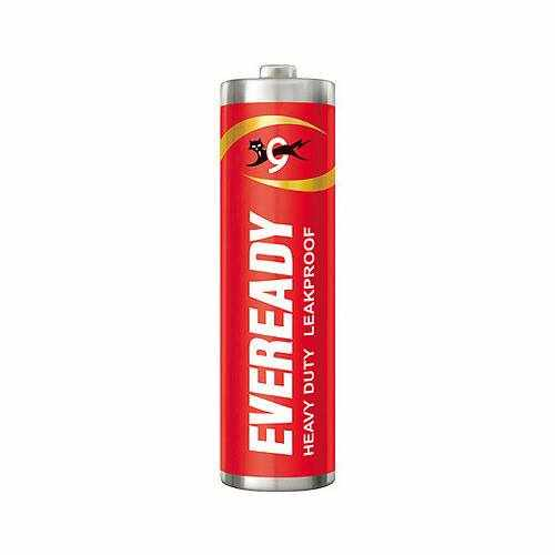 Pencil Cell - Long-Lasting  Eveready AA Pencil Battery