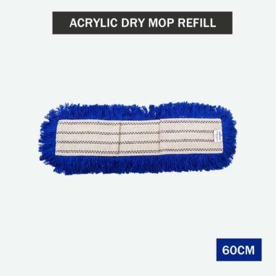 SpringMop Acrylic Dry Mop Refill - 60cm
