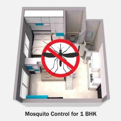 Mosquito Control Service for 1 BHK