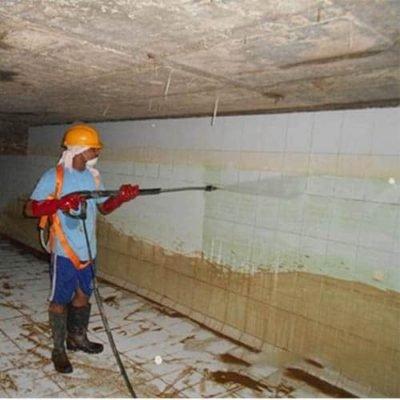 Underground Water Tank Cleaning Service
