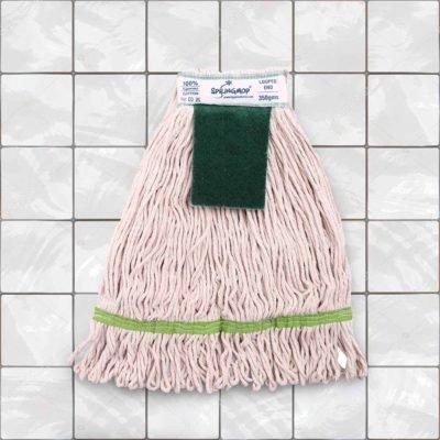 Wet Mop Pad | Buy SpringMop® PRO+Cotton Mop scrub pad