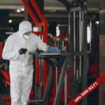 Deep Cleaning   Book now for Your Gym upto 5000sq.ft.