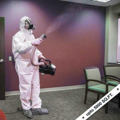 Sanitizing Spray Service