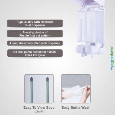 Soap Dispenser 250 White
