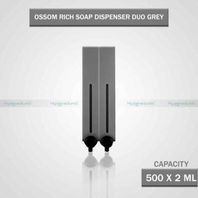 Soap Dispenser 500 Duo Grey