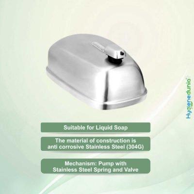 1200-SS Soap Dispenser 1200ml V-Shape OSSOM®