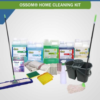 Home Cleaning Kit essential cleaning tools for home