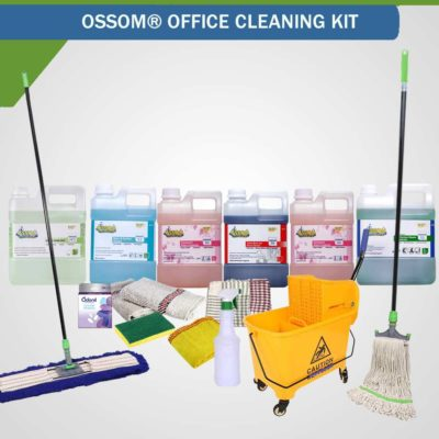 Office Cleaning Supplies Kit |Professional Quality Products for Daily Cleaning
