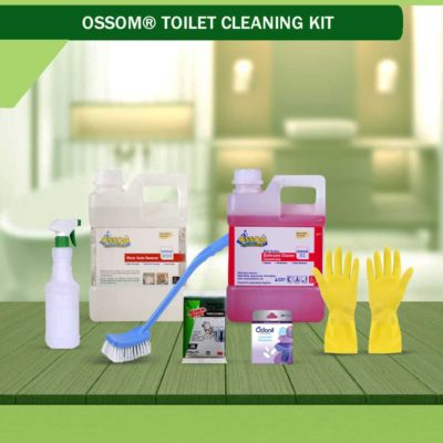 Toilet Cleaning Kit bathroom cleaning kit