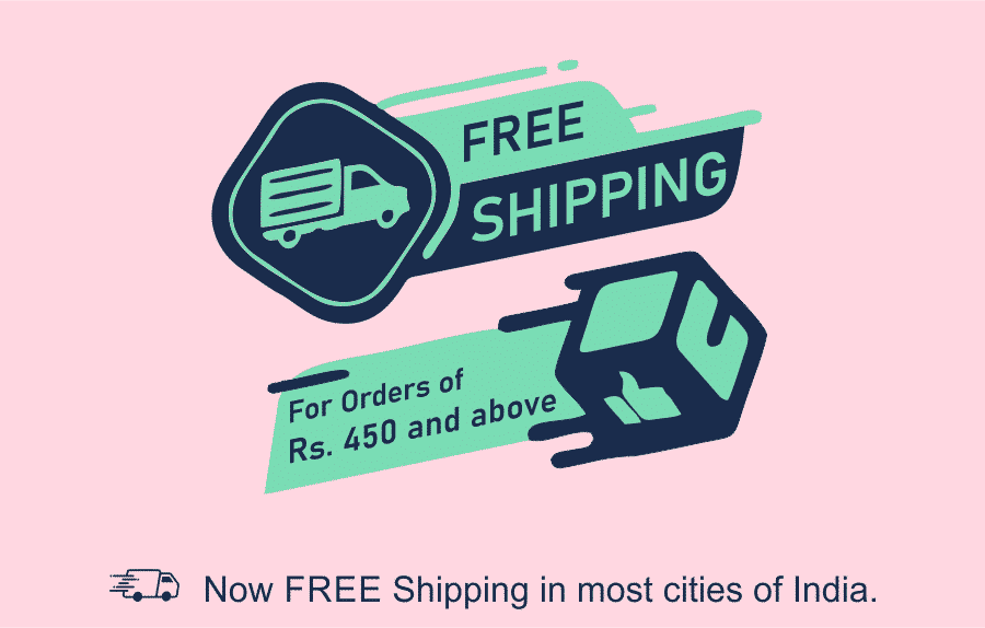 Free Shipping at Hygienedunia Online Store